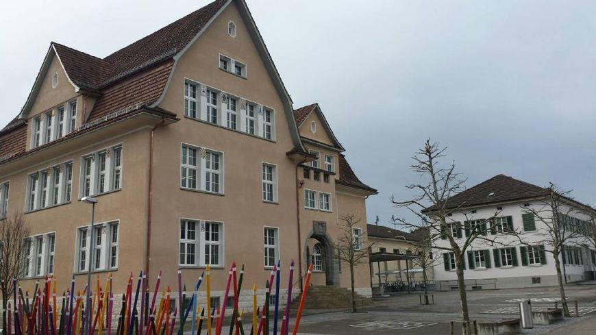 Primarschule Aadorf Schulstrasse